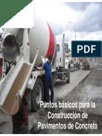 Construcción Pavimentos