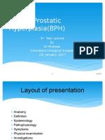 Benign Prostatic Hyperplasia(BPH).pptx