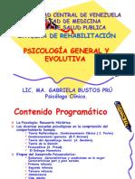 Clase Inicial Psicología General