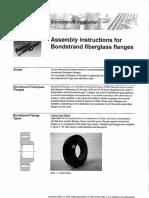 Bondstrand Assembly Instrutions.