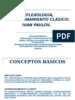 REFLEXOLOGÍA, CONDICIONAMIENTO CLÁSICO