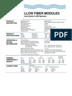 Puron Technical Bulletin Modules 300 600 1800 PVDF Rev 11-2 Final