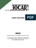 Freiocar - Linha Tratores (www.freiocarflex.com.br)