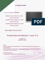 Benq Gl2450h Gl2450hm Ver2 Level1-2 Lcd Monitor