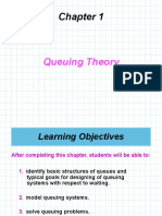 Lecture 1 Queuing Theory (Elements and Characteristics)(1)