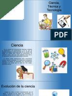 Revista Ciencia, Tecnica y Tecnologia.