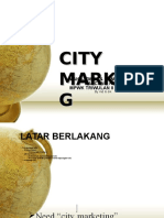 City Marketing Dik Mhs