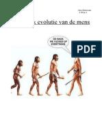 De Evolutie Van de Mens PDF