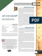 D&D 3.0 Level High Adventure - Icy Heart 2