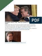 5 Belangrijkste Adviseur Trump, 'Media Zijn Vernederd en Moeten Hun Mond Houden'
