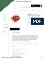 Altitude_Pressure Sensor – MPL3115A2 Breakout _ Circuit-Help