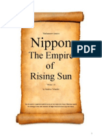 Nippon - The Empire of Rising Sun