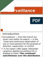 Surveillance Ppt