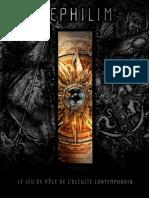 Nephilim4-Livre de Règles