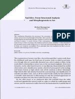 Klee Structure Morphogenesis - Baumgartner