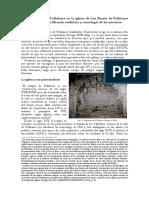 El Panteón de los Valladares en la iglesia de San Benito de Fefiñanes (Cambados). Nueva filiación estilística y cronología de los yacentes