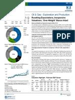 IndustryReport Oil&GasExp. Jan12