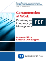 Competencies at Work _ Providing a Common Language for Talent Management