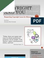 davis dan copyright presentation