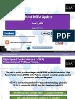 GSA HSPA Slide Deck June 2010