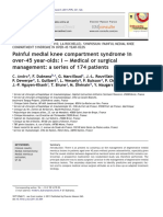 Knee Medial Compartiment Sindrome I