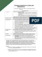 MDR Treatment. Principles. 21-6-13