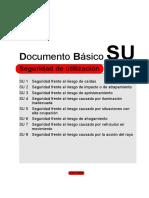 CTE-DocumentoBasico- Seguridad y Utilización SU