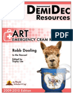 Art Cram Kit