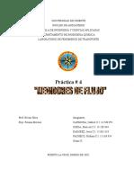Informe de Medidores