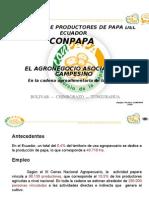 El agronegocio asociativo campesino en la cadena agroalimentaria de la papa (en Ecuador)