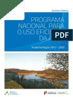 Implementacao Pnuea 2012 2020 Junho