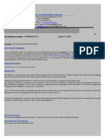 Insurer Oil and Gas Engineering Company Contract Appointment Letter.docx
