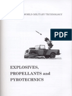 Explosives, Propellants & Pyrotechnics by Prof.A.Bailey and Dr.S.G.Murray