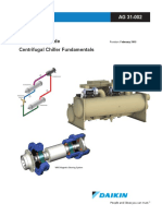 Daikin AG 31-002 Centrifugal Chiller Fundamentals Guide Vers 2.2