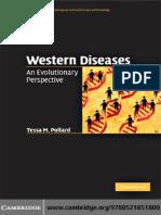 Western Diseases, An Evolutionary Perspective - Tessa M. Pollard