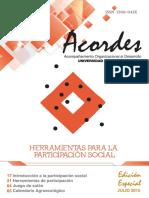 Guia Herramientas Para La Participacion Social