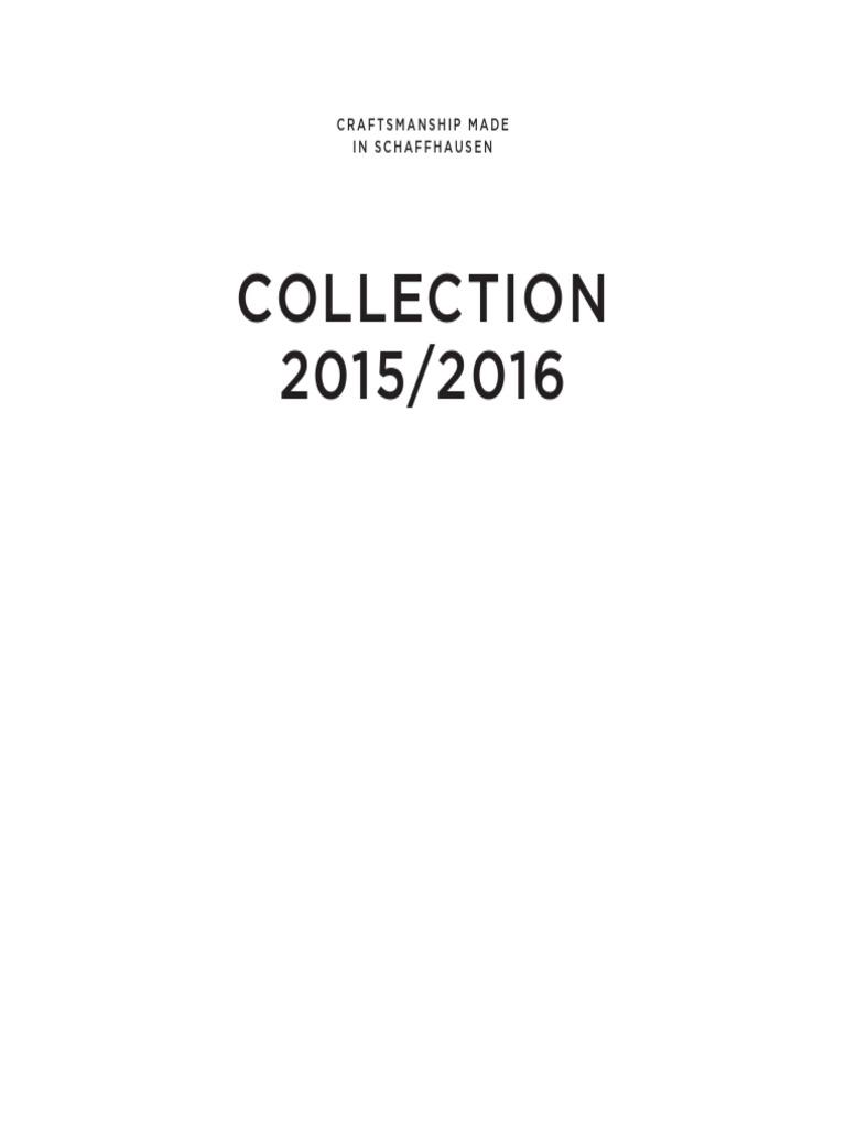 IWC Catalogue 2015 - 2016  ecf19e722f