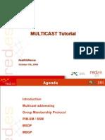 Mcast Tutorial
