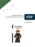 Usos libres del género policial en Los topos de Félix Bruzzone
