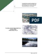 Water and Environmental Sanitation Strategic Plan Bihac
