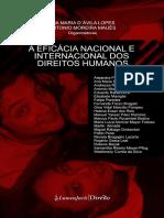 A Eficácia Nacional e Internacional Dos Direitos Humanos (2)