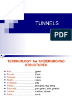 Tunnels and basics