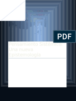 Articulo Mariela Suarez Sanchez- Pensamiento sistémico Una nueva epistemología.docx