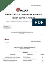 Manual Electrico Irizar i5 Mexico 1.0