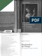 Tisseron - Psychanalyse de l'Image
