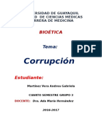 Corrupcion Andrea Martinez