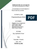 TCPvsOSI
