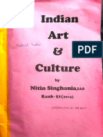 Indian Art & Culture - IAS 51 rank ( Nitin Singhaniya) -1.pdf
