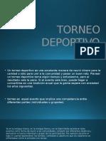 Torneo Deportivo