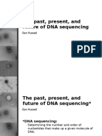 1-4 DNA Sequencing